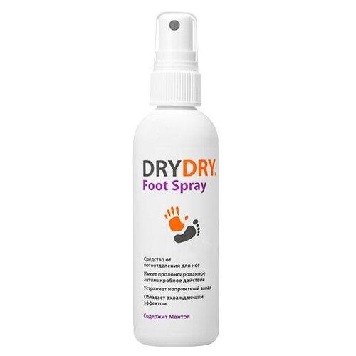 DryDry Спрей для ног 100 мл