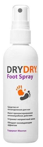 DryDry Спрей для ног