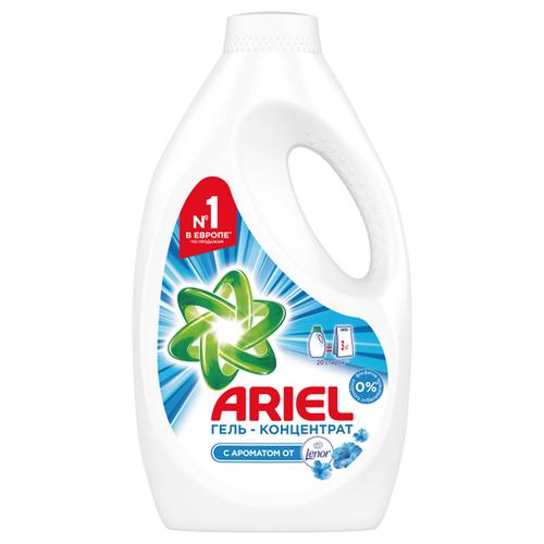 Гель для стирки Ariel Touch of Lenor Fresh 1.3 л бутылкаГели и жидкости для стирки<br>