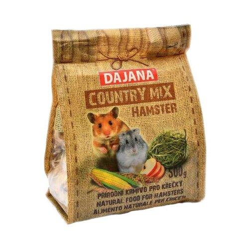 Корм для хомяков Dajana Сountry Mix 500 гКорма для грызунов и хорьков<br>