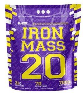 Гейнер IHS Technology Iron Mass 20 (7000 г)