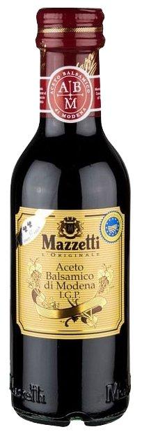 Уксус Mazzetti l Originale бальзамический из Модены 2 листочка 250 мл