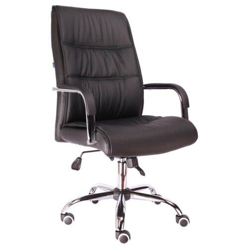 Фото - Компьютерное кресло Everprof Bond TM для руководителя, обивка: искусственная кожа, цвет: черный компьютерное кресло everprof trend tm для руководителя обивка искусственная кожа цвет черный