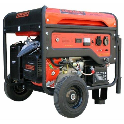 Бензиновый генератор Aurora AGE 8500 D PLUS (7000 Вт) matrix socolor beauty dream age d age 505m цвет d age 5m светлый шатен мокка variant hex name 8a584f