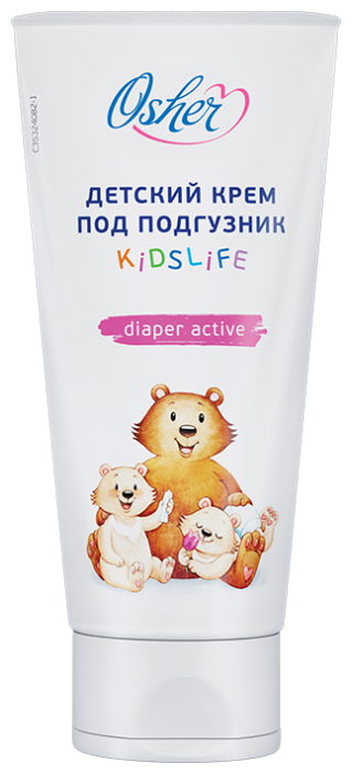 Osher Kidslife Детский крем под подгузник для чувствительной кожи
