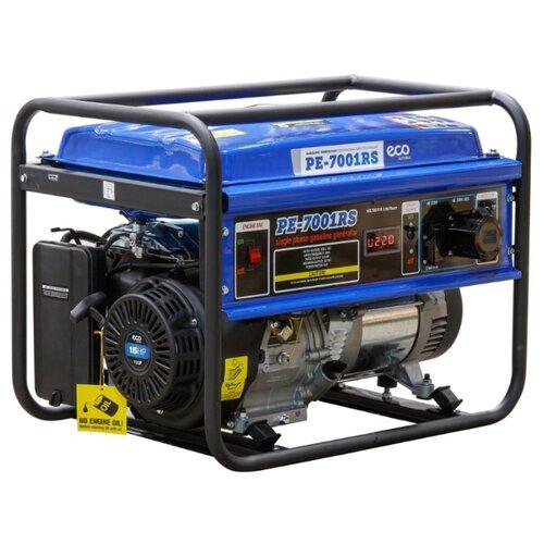 Бензиновый генератор Eco PE-7001RS (5000 Вт)