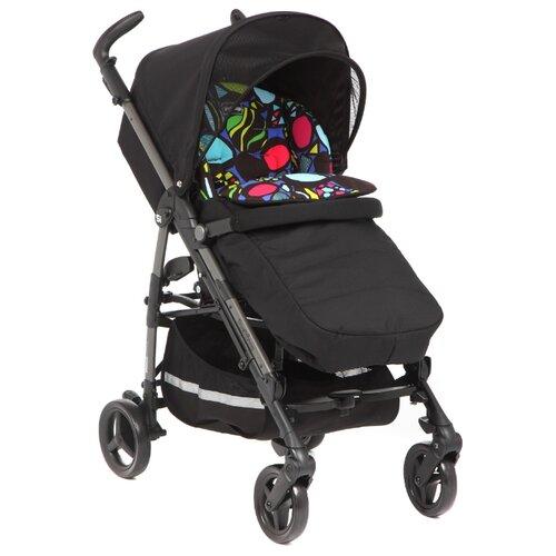 Прогулочная коляска Peg-Perego Si manri/dark grey, цвет шасси: серый