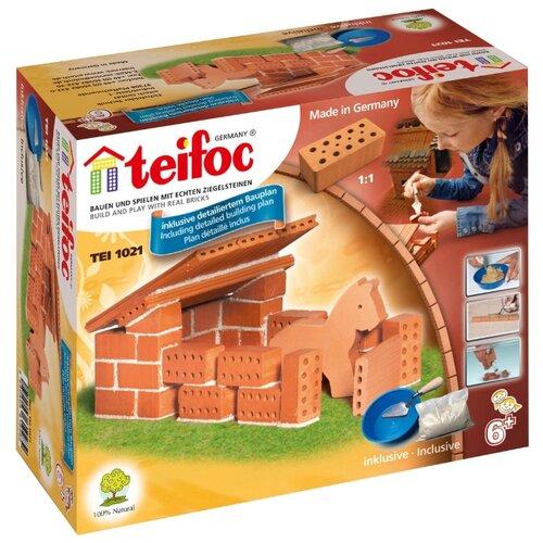Конструктор TEIFOC Starter TEI1021 Конюшня