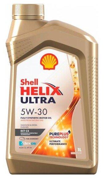 Моторное масло Shell Helix Ultra ECT С3 5w30 1л