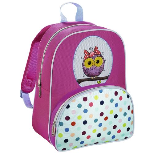 цена на Hama Рюкзак Sweet Owl (139105), розовый/голубой