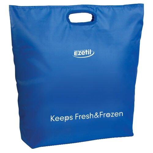 Ezetil Изотермическая сумка Fresh and frozen синий 29.3 л