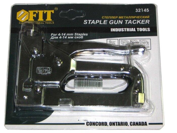 Скобозабивной пистолет FIT 32145