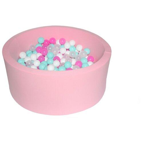 Детский бассейн Hotenok Розовая мечта (sbh011)Бассейны<br>