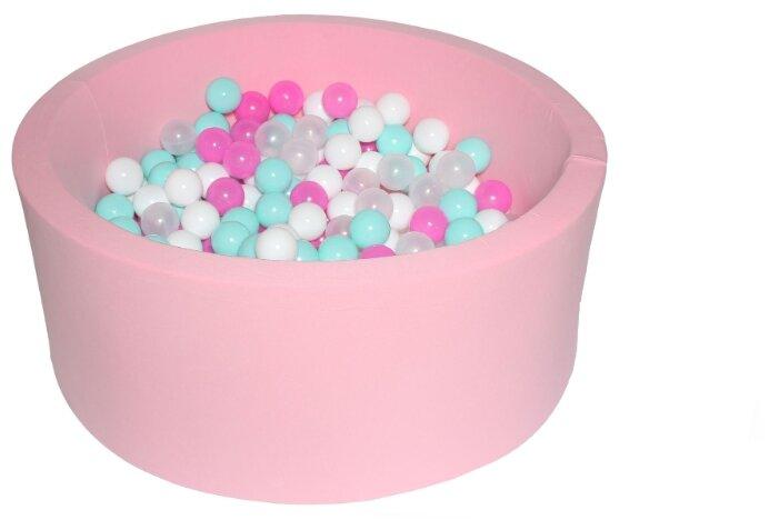 Детский бассейн Hotenok Розовая мечта (sbh011)