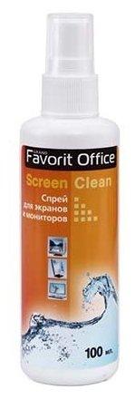 Favorit Office Screen Clean 100 мл чистящий спрей для экрана