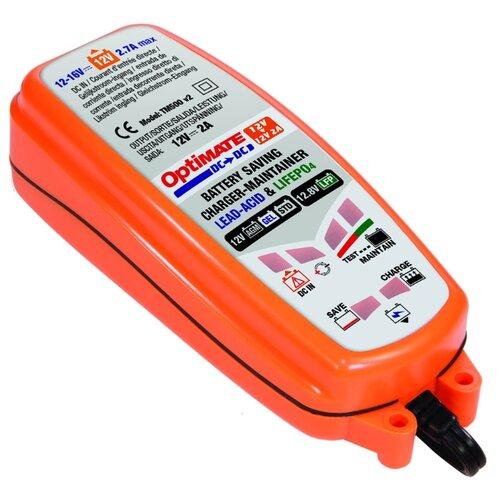 Зарядное устройство Optimate DC-DC оранжевый