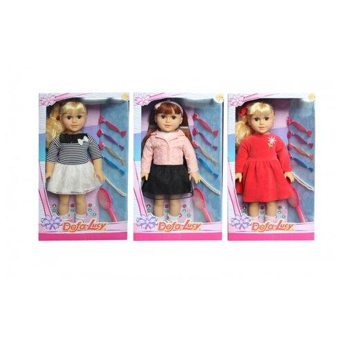 Кукла Defa Lucy, 46 см, 5508 кукла defa lucy русалка 8433df
