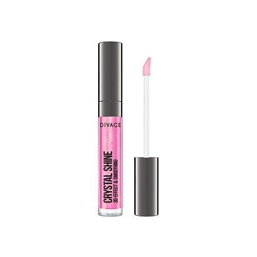 DIVAGE Блеск для губ Lip Gloss Crystal Shine, 10 divage блеск для губ lip gloss crystal shine 09