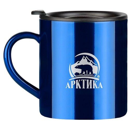 Фото - Термокружка Арктика 802-400 (0,4 л) синий термокружка арктика 807 400 dark green