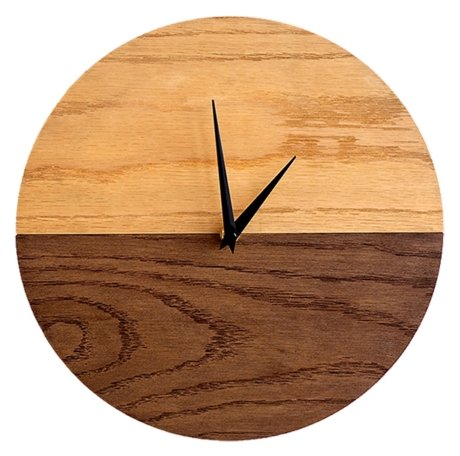 Часы настенные кварцевые Roomton Horisont 038/30/GR