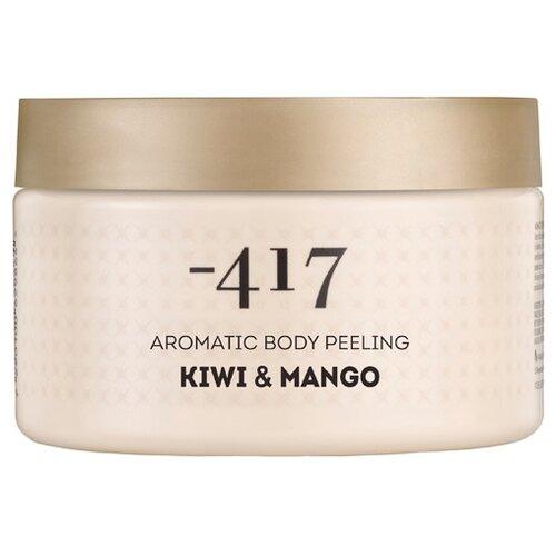 Minus 417 Пилинг для тела с солью Мертвого моря Киви и манго, 450 г minus