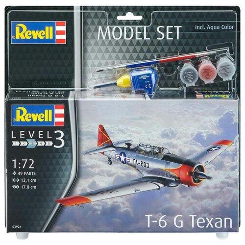 цены Сборная модель Revell T-6 G Texan (63924) 1:72