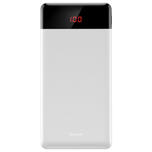 Аккумулятор Baseus M35 Mini Cu power bank, 10000 mAh белый