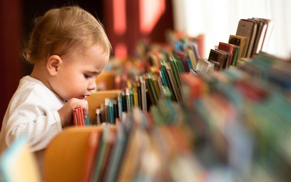 Картинки с детскими книгами