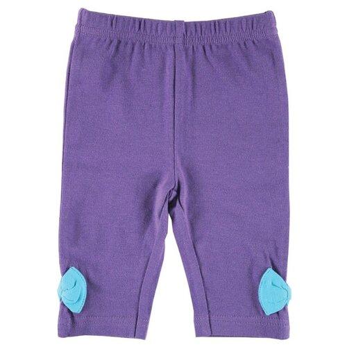 Бриджи Luvable Friends размер Small, фиолетовыйБрюки и шорты<br>