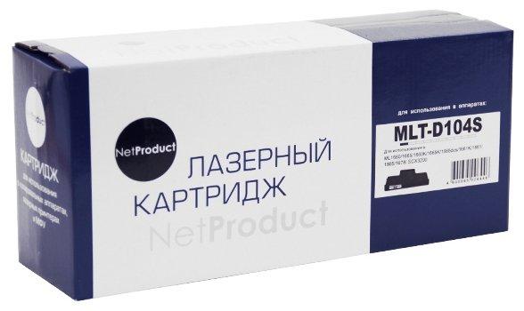 Картридж Net Product N-MLT-D104S