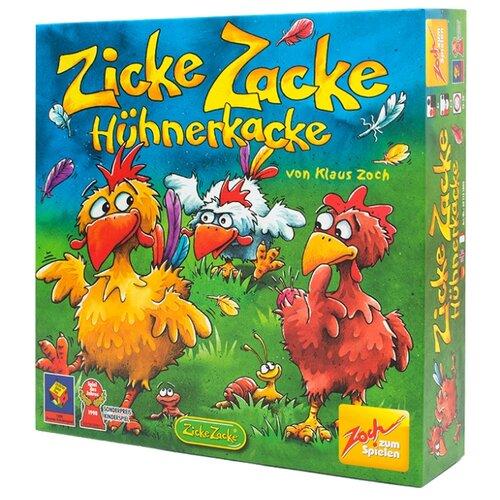 Купить Настольная игра Zoch Цыплячьи бега, Настольные игры
