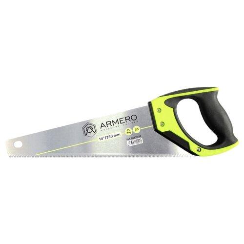 Ножовка по дереву Armero A531/350 350 мм ножовка по дереву armero a531 450 450 мм