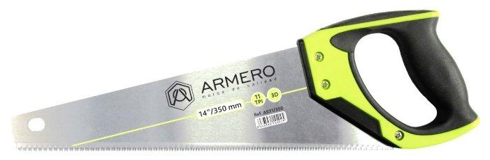Ножовка по дереву Armero A531/350 350 мм