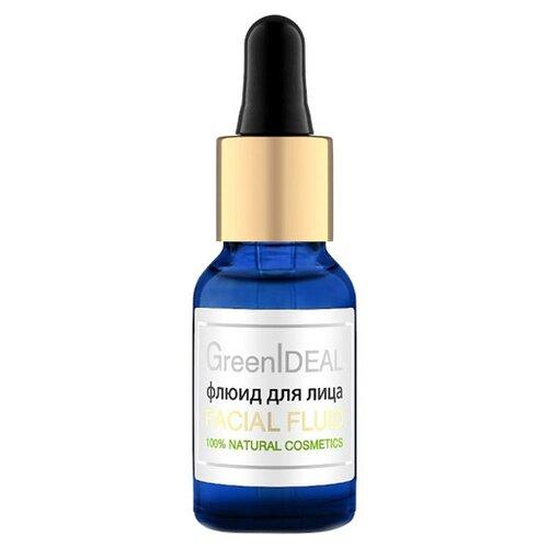 GreenIdeal Флюид для лица экспресс-лифтинг FACIAL FLUID 35+ 30 млУвлажнение и питание<br>
