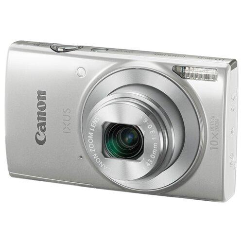 Фото - Фотоаппарат Canon IXUS 190 серебристый фотоаппарат