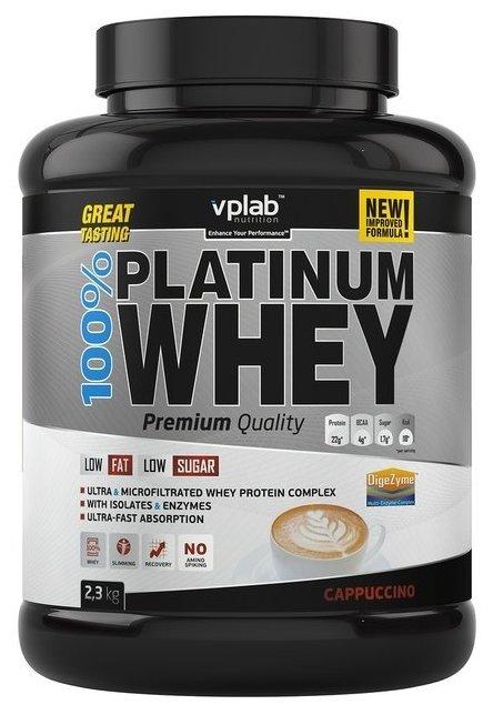 Протеин VP Laboratory 100% Platinum Whey (2.3 кг)