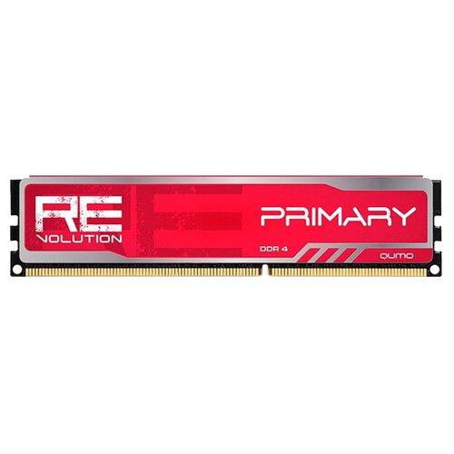Оперативная память Qumo ReVolution Primary Q4Rev-16G2400P16PrimRМодули памяти<br>