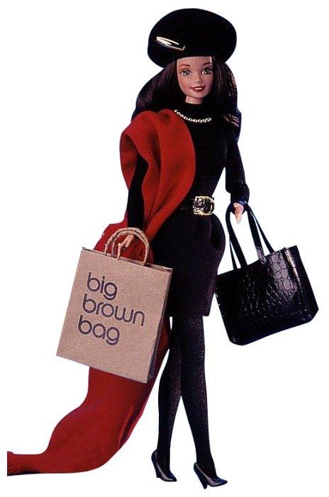 Кукла Barbie Donna Karan Брюнетка, 29 см, 14545