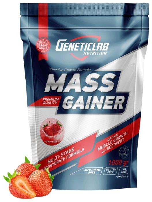 Гейнер Geneticlab Nutrition Mass Gainer (1000 г)