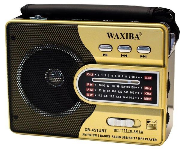 Радиоприемник Waxiba XB-451URT