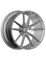 Колесный диск Inforged IFG25 7.5x17 5x114.3 DIA67.1 ET42 Black Machined - фото 1