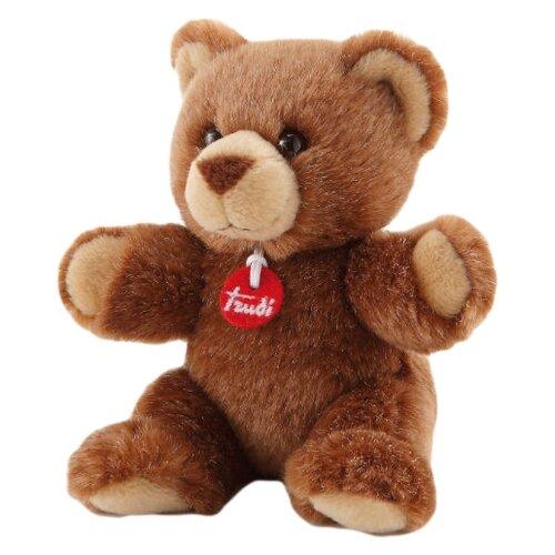 Купить Мягкая игрушка Trudi Мишка коричневый 15 см, Мягкие игрушки