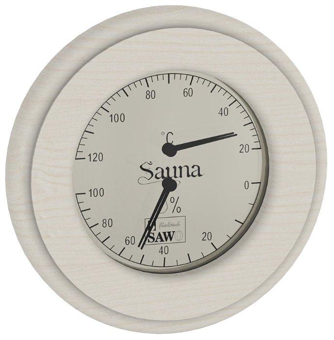 Термогигрометр SAWO 231-THA (Осина (A), 185 мм)