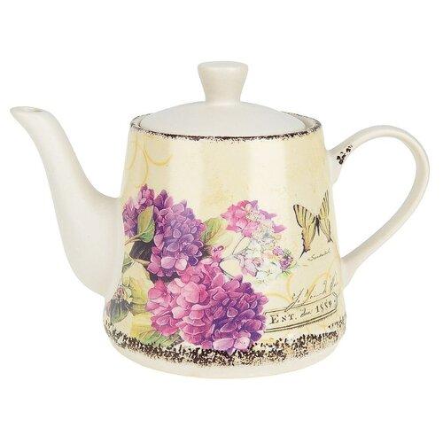 ENS Заварочный чайник Целебная гортензия 1 л (1750084)