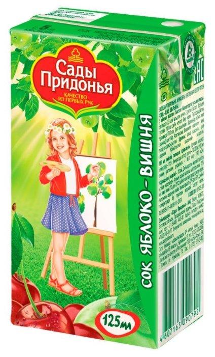 Сок Сады Придонья Яблоко-вишня (Tetra Pak)