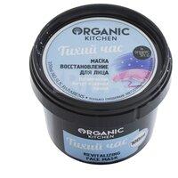 Organic Shop маска Organic Kitchen Тихий час восстанавливающая 100 мл 1 шт. банка