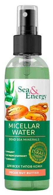 Sea & Energy мицеллярная вода для лица,