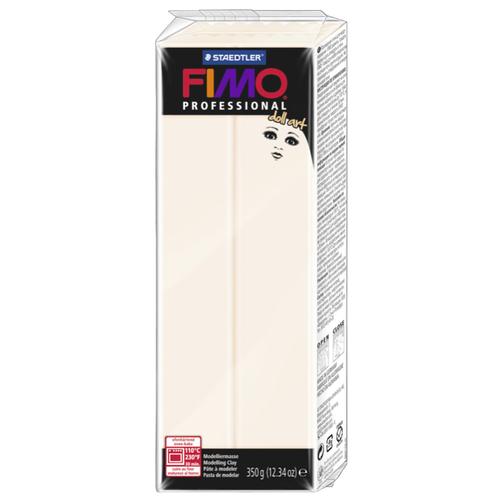 Полимерная глина FIMO Professional doll art 350 г полупрозрачный бежевый (8028-44)Глина<br>