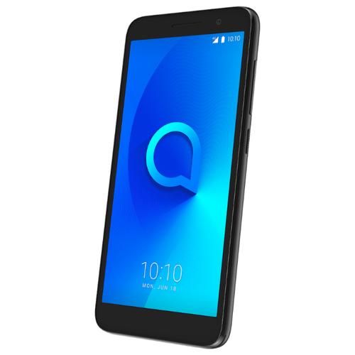 Смартфон Alcatel 1 (5033D) черный металлик