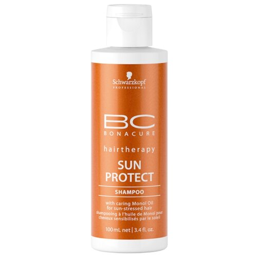 BC Bonacure шампунь Sun Protect 100 мл трубка energoflex super protect k 18 4 11 308 м уп